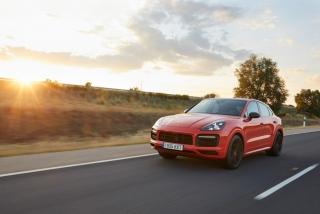 Presentación Porsche Cayenne Coupé Foto 16