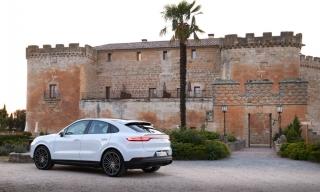 Presentación Porsche Cayenne Coupé Foto 25