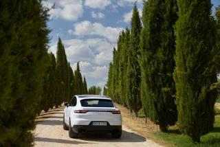 Presentación Porsche Cayenne Coupé Foto 32