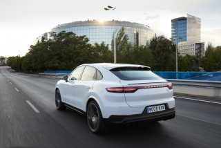 Presentación Porsche Cayenne Coupé Foto 38