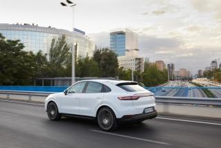 Presentación Porsche Cayenne Coupé Foto 39
