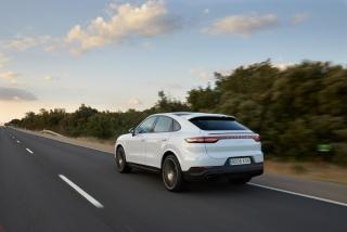 Presentación Porsche Cayenne Coupé Foto 45