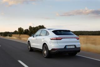 Presentación Porsche Cayenne Coupé Foto 47