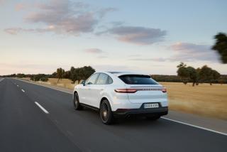 Presentación Porsche Cayenne Coupé Foto 50