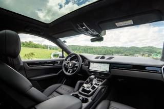 Presentación Porsche Cayenne Coupé Foto 51