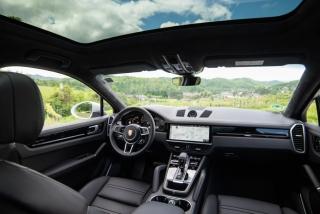 Presentación Porsche Cayenne Coupé Foto 52