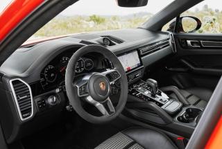 Presentación Porsche Cayenne Coupé Foto 53