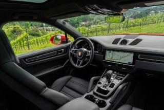 Presentación Porsche Cayenne Coupé Foto 54