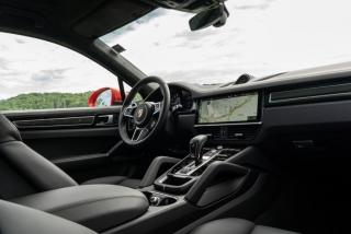 Presentación Porsche Cayenne Coupé Foto 55