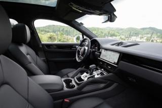 Presentación Porsche Cayenne Coupé Foto 56