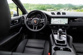 Presentación Porsche Cayenne Coupé Foto 58