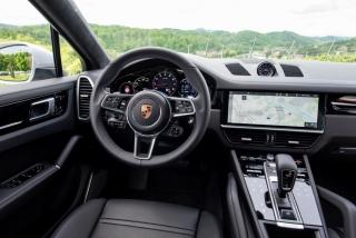 Presentación Porsche Cayenne Coupé Foto 59