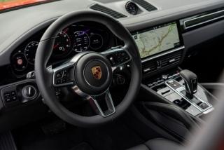 Presentación Porsche Cayenne Coupé Foto 60