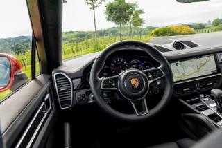 Presentación Porsche Cayenne Coupé Foto 61