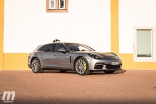 Foto 1 - Presentación Porsche Panamera Sport Turismo