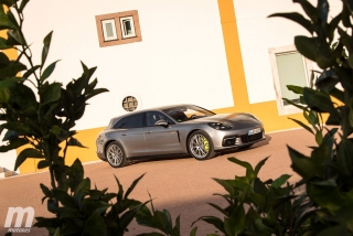 Presentación Porsche Panamera Sport Turismo - Foto 3