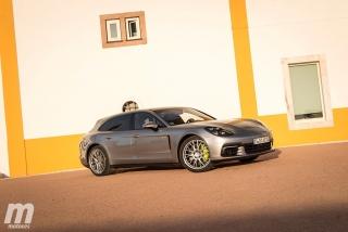 Presentación Porsche Panamera Sport Turismo - Foto 4