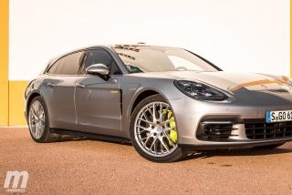 Presentación Porsche Panamera Sport Turismo - Foto 6