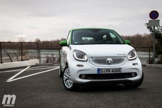 Foto 1 - Presentación Smart Forfour Electric Drive