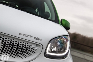 Foto 3 - Presentación Smart Forfour Electric Drive
