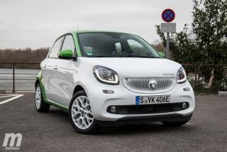 Presentación Smart Forfour Electric Drive - Foto 5