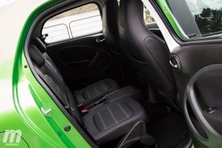 Presentación Smart Forfour Electric Drive Foto 14