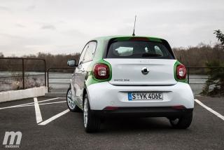 Presentación Smart Forfour Electric Drive Foto 23