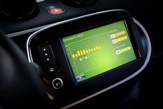 Presentación Smart Forfour Electric Drive Foto 33