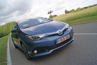 Presentación Toyota Auris 2015 Foto 7
