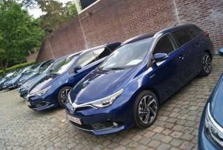 Presentación Toyota Auris 2015 Foto 11