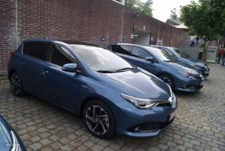 Presentación Toyota Auris 2015 Foto 12