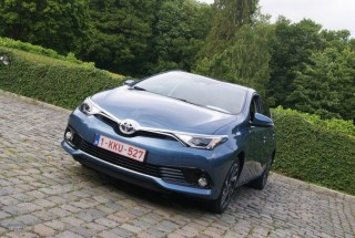 Presentación Toyota Auris 2015 Foto 14