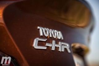 Presentación Toyota C-HR Foto 4