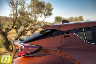 Presentación Toyota C-HR Foto 7