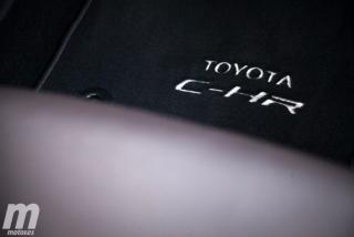 Presentación Toyota C-HR Foto 12