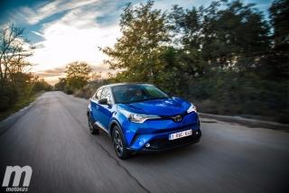 Presentación Toyota C-HR Foto 40