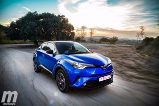 Presentación Toyota C-HR Foto 42