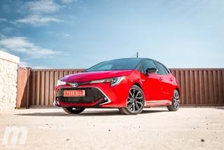 Foto 2 - Presentación Toyota Corolla 2019