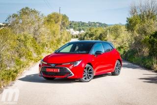 Presentación Toyota Corolla 2019 Foto 8