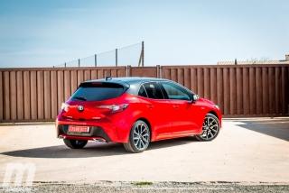 Presentación Toyota Corolla 2019 Foto 18
