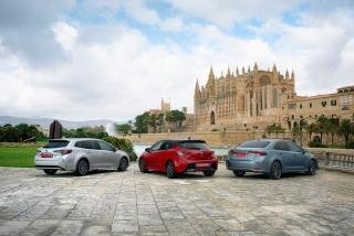 Presentación Toyota Corolla 2019 Foto 33
