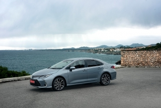 Presentación Toyota Corolla 2019 Foto 34
