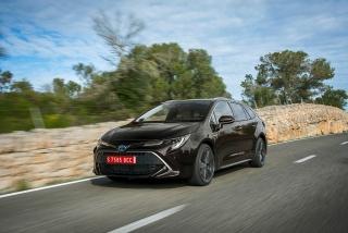 Presentación Toyota Corolla 2019 Foto 43