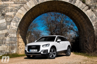 Prueba Audi Q2 - Foto 2