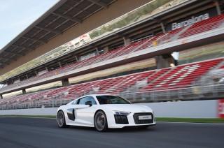 Foto 3 - Prueba Audi R8 Plus