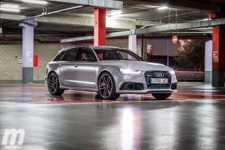 Foto 1 - Prueba Audi RS 6 Avant