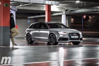 Foto 3 - Prueba Audi RS 6 Avant