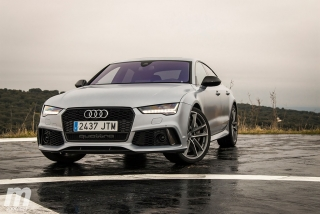 Prueba Audi RS 7 Sportback Performance - Foto 2