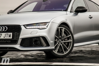 Prueba Audi RS 7 Sportback Performance - Foto 3