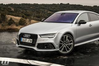 Prueba Audi RS 7 Sportback Performance - Foto 4